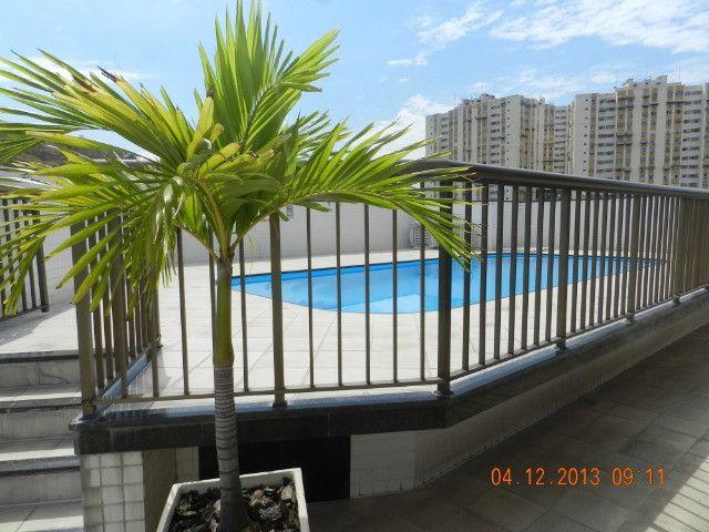 Mobiliado -B Fátima - Prox Ponte - quarto e sala - varanda- 1 vaga - Foto 3