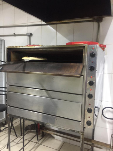Forno para pizzaria superpotente - Foto 6