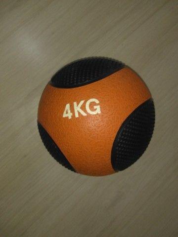 Vendo bola medicine Ball 4k New Oneal