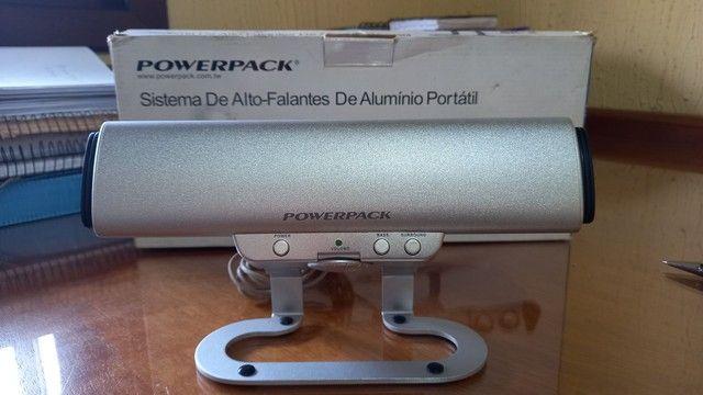 Caixa de som para computador e TABLET - Foto 2