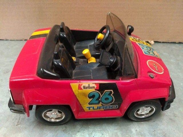 Brinquedo carrinho top car turbo - Foto 2