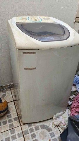 Máquina de lavar (com defeito) - Foto 3