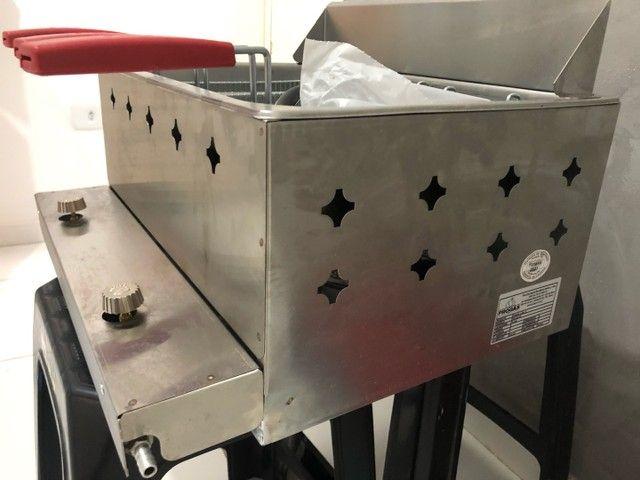 Fritador a gás  - Foto 5
