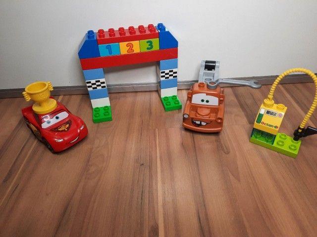 Lego Duplo Carros Disney - Foto 2