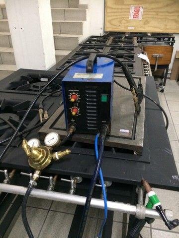 Máquina  de solda Mig 160 Amp