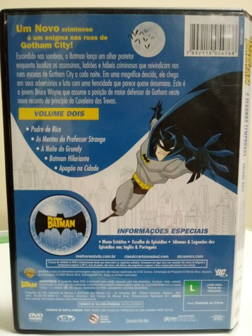 DVD O Batman - Faço Envio. - Foto 3