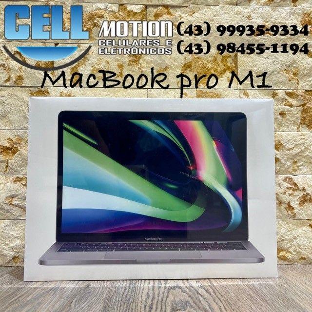 Novo MacBook Pro M1 256GB Apple