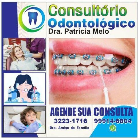 Consultório odontológico Dra Patrícia Melo