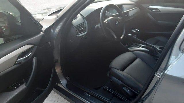 BMW X1  18i  2012  TOP DE LINHA RARIDADE - Foto 11