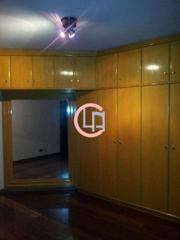 Apartamento para aluguel, 4 quartos, 1 suíte, 2 vagas, Centro - São Bernardo do Campo/SP - Foto 3