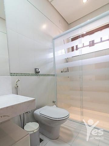 Casa em condomínio residencial com 4 quartos sendo 4 suítes - Foto 17