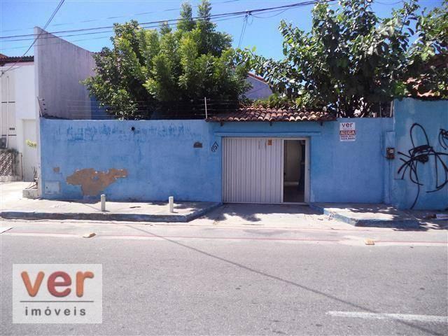 Casa para alugar, 370 m² por R$ 1.500,00/mês - Jacarecanga - Fortaleza/CE