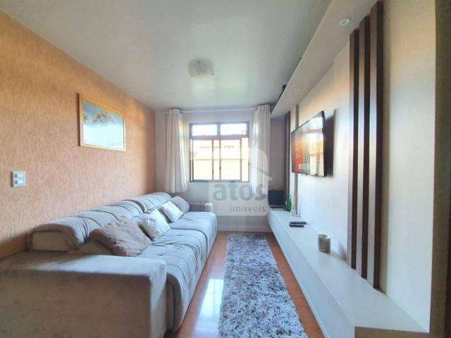 Apartamento com 3 dormitórios à venda, 52 m² por R$ 159.000,00 - Fazendinha - Curitiba/PR - Foto 16