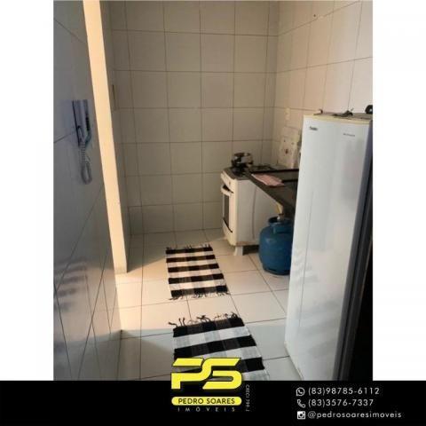Apartamento com 2 dormitórios à venda, 60 m² por R$ 180.000 - Jardim Cidade Universitária  - Foto 5