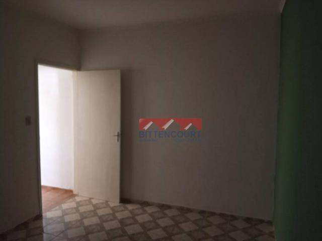 Casa com 1 dormitório para alugar, 40 m² por R$ 700,00/mês - Cidade Nova - Jundiaí/SP - Foto 7
