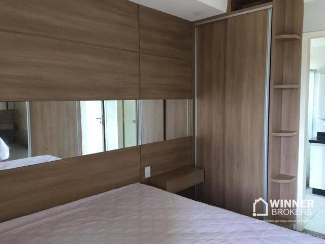 Lindo apartamento mobiliado à venda no novo centro de Cianorte! - Foto 14