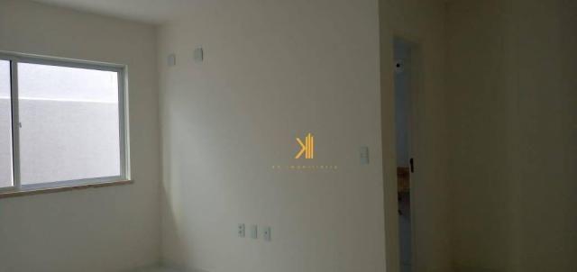 Casa com 3 dormitórios sendo 2 suítes à venda, 88 m² por R$ 219.000 - Timbu - Eusébio/CE - Foto 8