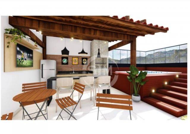 Cobertura com 2 dormitórios à venda, 81 m² - Nova São Pedro - São Pedro da Aldeia/RJ - Foto 4