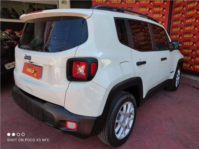 Jeep Renegade 1.8 16v flex sport 4p automático - Foto 4