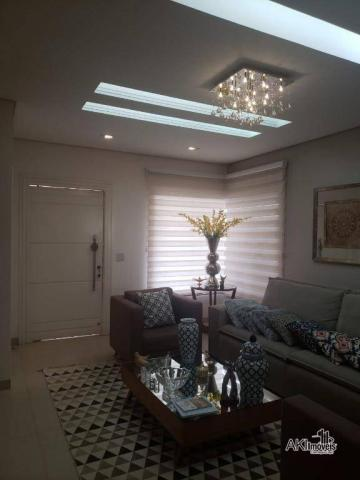 Casa com 3 dormitórios à venda, 288 m² por R$ 1.300.000,00 - Conjunto Century Park - Ciano - Foto 15
