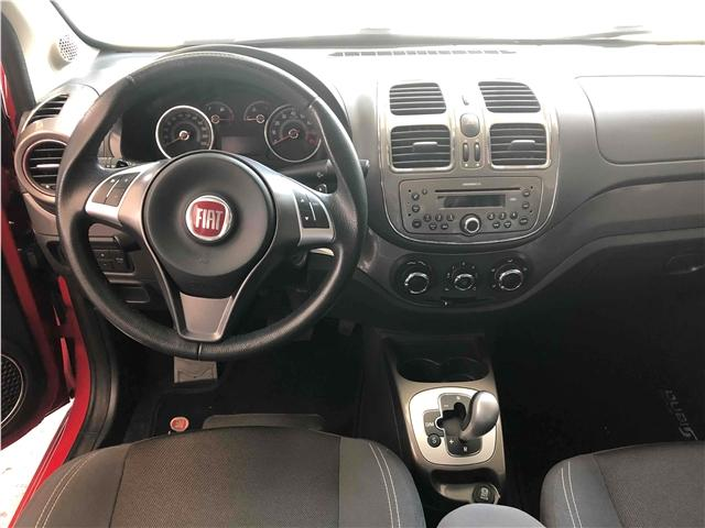 Fiat Grand Siena Essence 1.6 2018 Automático Lindo! - Foto 8