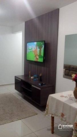 Ótimo apartamento à venda em Cianorte! - Foto 2