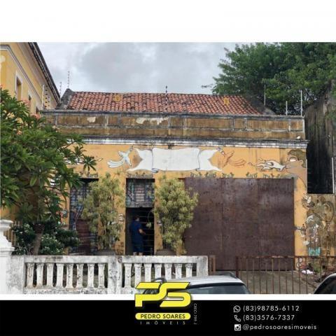 Galpão à venda, 514 m² por R$ 260.000 - Centro - João Pessoa/PB - Foto 2
