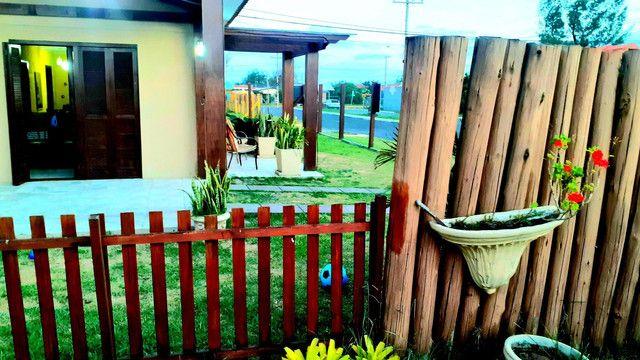 Casa diferenciada com piscina 4d centro pinhal - Foto 7