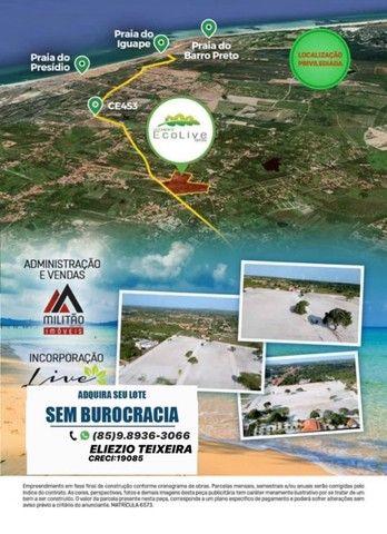 Loteamento EcoLive Tapera Aquiraz à 5 min da praia ! - Foto 2