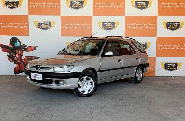 Peugeot 306 SW Passion 1999 Completo carro de repasse