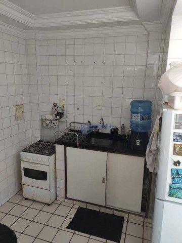 Apartamento com 3 dormitórios à venda, 75 m² por R$ 190.000 - Benfica - Fortaleza/CE - Foto 9