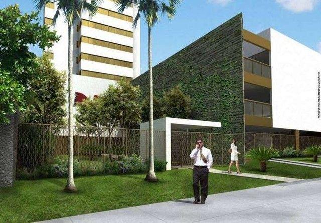 Torreão Executive Plaza - Salas de 27 a 29m² - 1 banheiro - Campo Grande, Recife - PE - Foto 2