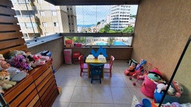 Apartamento à venda com 3 dormitórios em São lucas, Belo horizonte cod:ALM1650 - Foto 4