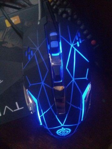Mouse gamer novo $80 - Foto 2