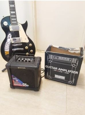 Amplificador Guitarra Giannini G5 - Foto 3