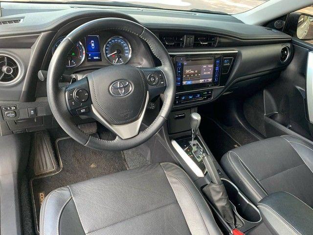 COROLLA 2018/2019 2.0 XEI 16V FLEX 4P AUTOMÁTICO - Foto 18