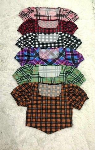 Blusas e top - Foto 4