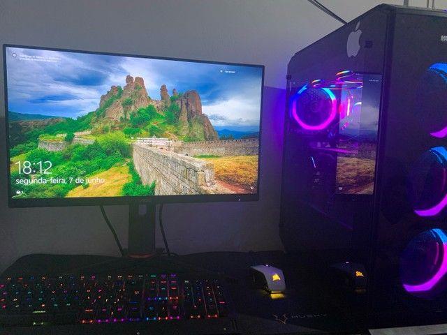 PC gamer top de linha - Foto 5