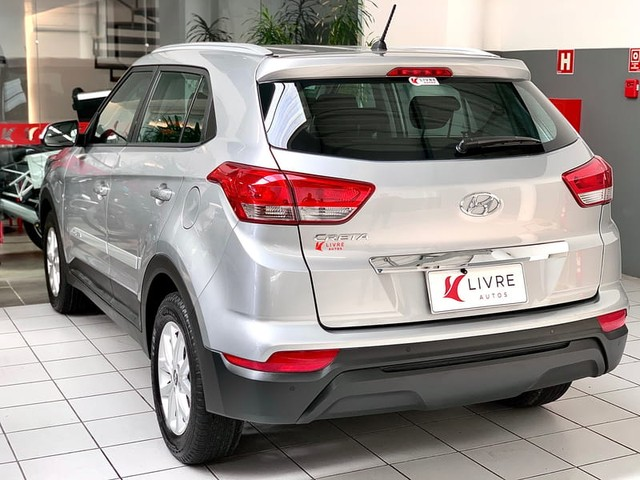 HYUNDAI CRETA 1.6 PULSE PLUS AUT - Foto 3