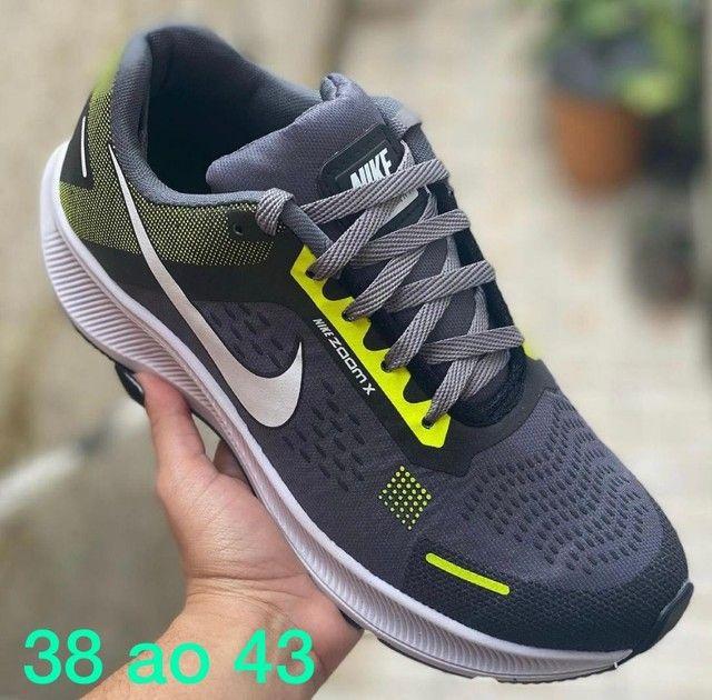 Tênis Masculino Nike e Adidas Lançamento - Foto 3