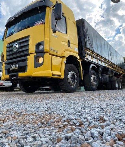 Caminhão Vw 24280 Carroceria - Foto 4