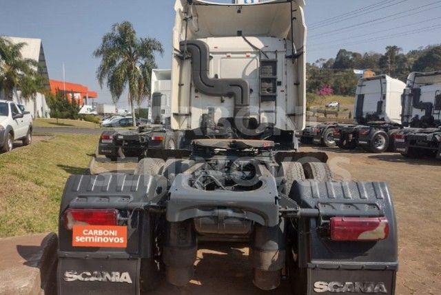 Scania R 420 6X2, ano 2011/2011  - Foto 2
