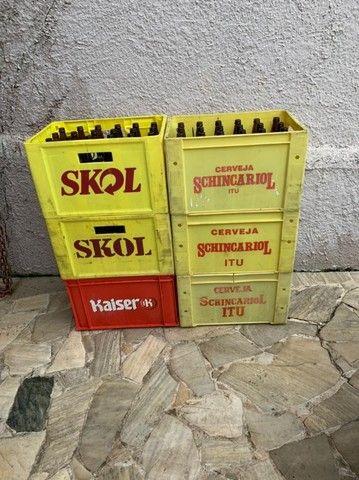 Caixas de cerveja com vasilhame - Foto 3
