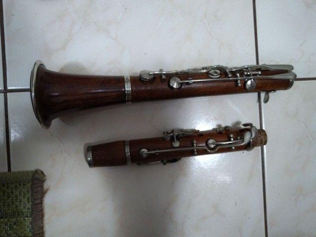 Clarinete de Madeira - Foto 3