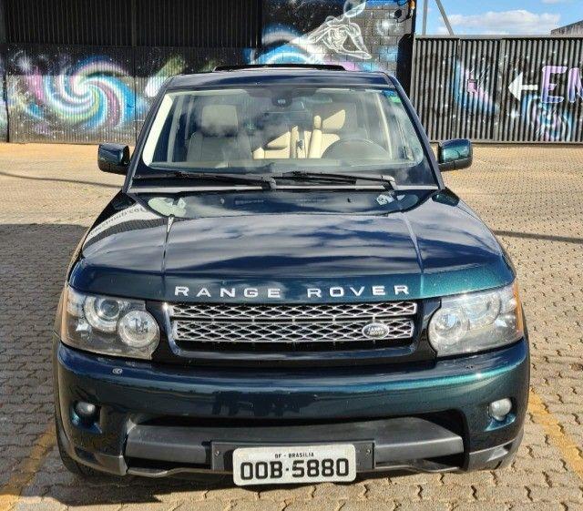 Range Rover Sport SE 3.0 4x4 TDV6 Diesel/ impecável/ revisada/ pneus novos - Foto 5