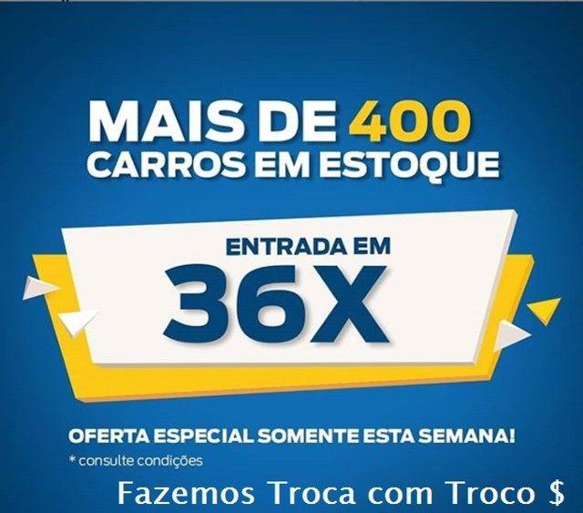 SALDÂO 2005 Classic Life +DH Cinza TOP!! HenriCar Troca & Financia até 60x RE2 - Foto 5
