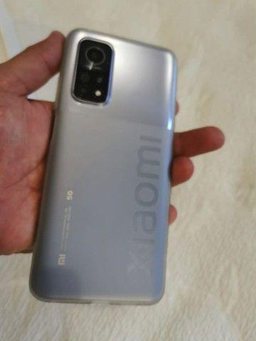 Xiaomi mi 10t 5G snap 865 (aceito troca) ler descrição - Foto 2