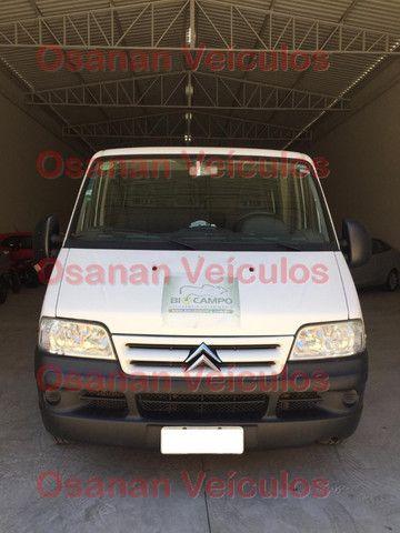 Vendo Van Jumper Minibus 2.3 Diesel 2011/2012 Completa 16 Lugares - Foto 4