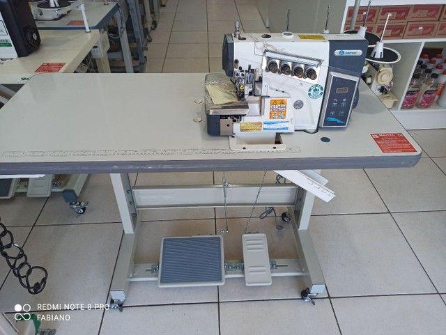 Máquinas de costura novas