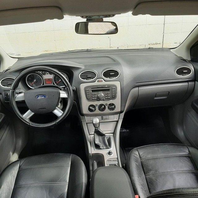Focus Sedan 2.0 16V 2.0 16V Flex 4p - Foto 16